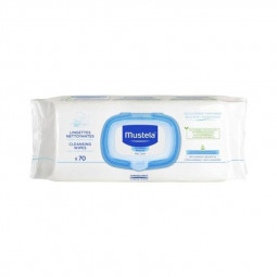 Mustela 70-Piece Cleansing Wipes