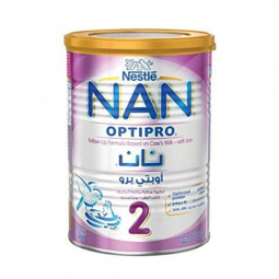 Nestle NAN 2 HA Infant Formula Milk Powder 400g