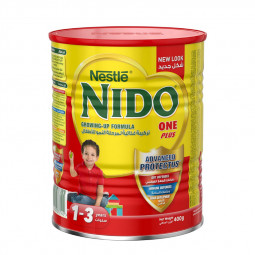 Nido One Plus DHA Milk Powder 1-3 400g
