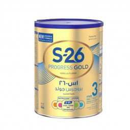 Wyeth S-26 Progress Gold Premium Milk Powder 900g