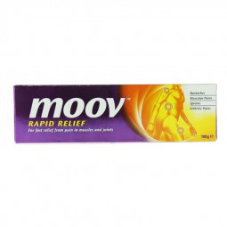 Moov Rapid Relief Pain Relief 100g