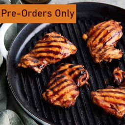 Marinated Chicken Thigh - Char Grill 500g