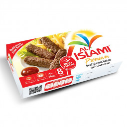 Al Islami Beef Sheesh Kebab Marinated 280g