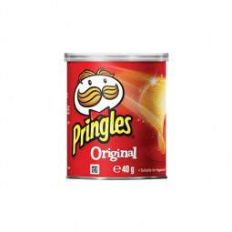 Pringles Original Chips 40gm Pack of 12