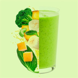 Green Machine Frozen Smoothie Mix