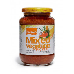 Eastern Mixed Vegetable Pickle, 400 g