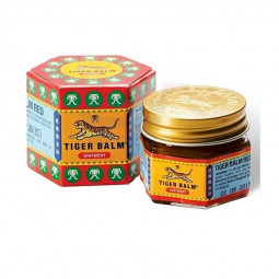 Tiger Balm Red Pain Relieving Ointment, 30g
