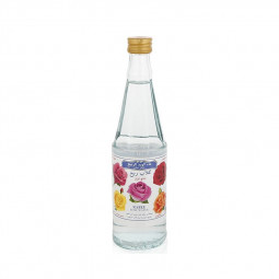 Rabee Rose Water Bottle 430 ml
