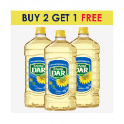 Dar Schedryi Sunflower Oil BUY 2 GET 1 FREE