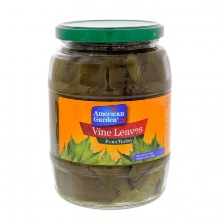 American Garden Grape Leaves Turkish Falcon Fresh Online Quality Home Delivery